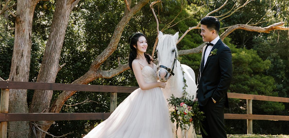 悉尼婚纱摄影|悉尼婚纱旅拍|悉尼婚礼拍摄