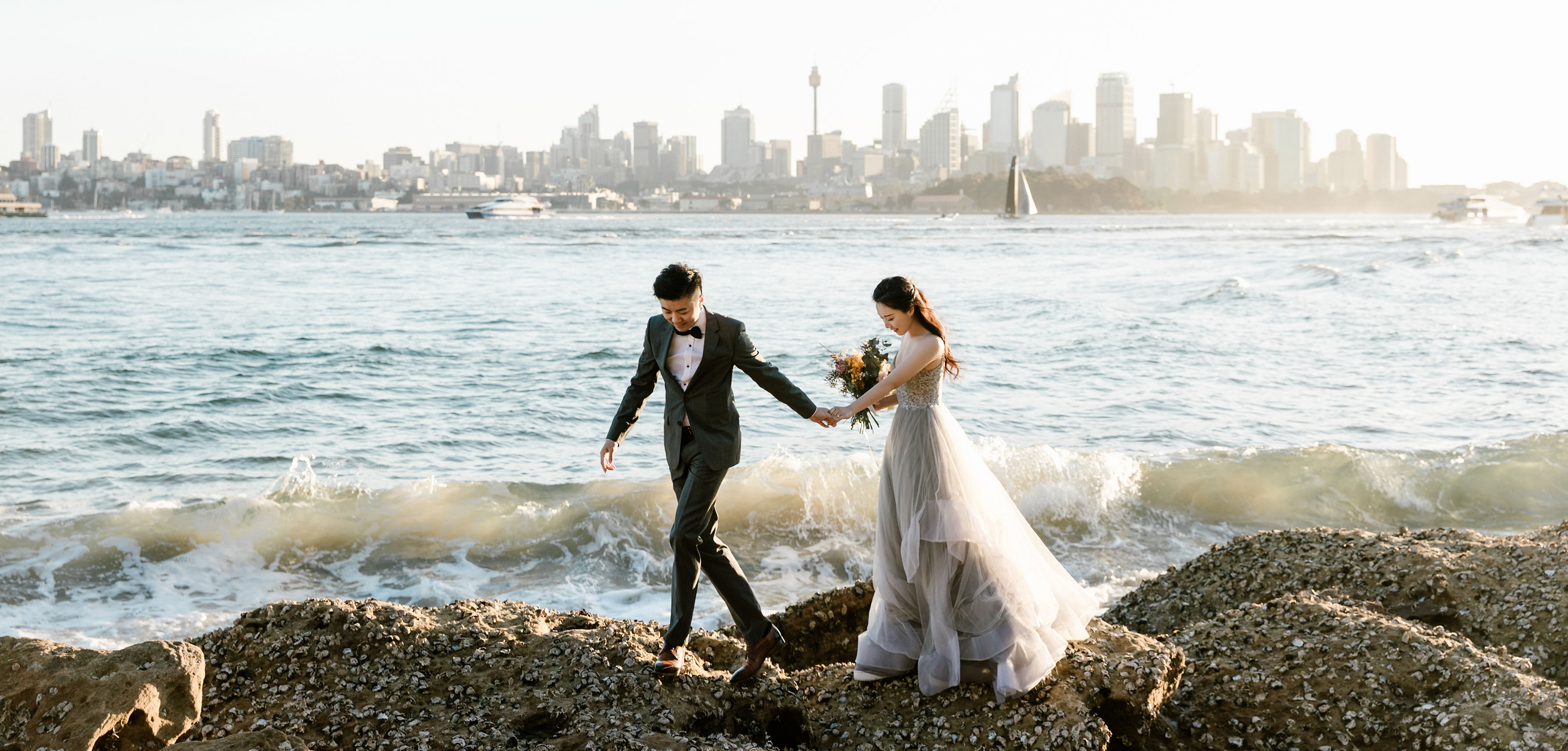 悉尼婚纱照,雪梨婚紗照,澳大利亞婚紗攝影